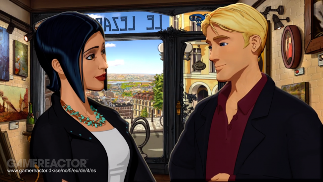 Broken Sword 5: The Serpent's Curse på Switch