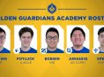 Golden Guardians viser frem League of Legends-laget sitt