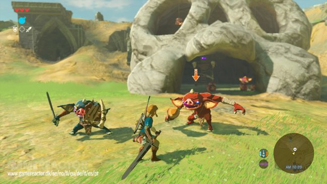 E3 2016 - Vi har spilt Zelda: Breath of the Wild!