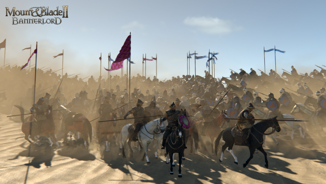 Mount & Blade II: Bannerlord klart for Early Access i mars