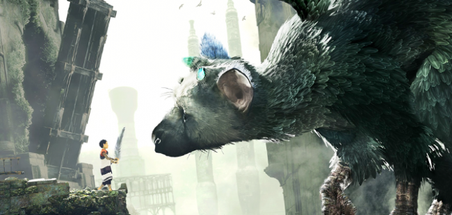 En siste sniktitt på The Last Guardian