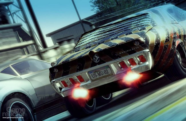Скачать Burnout Paradise: The Ultimate Box торрент.