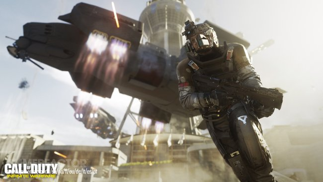 Ferske bilder fra Call of Duty: Infinite Warfare