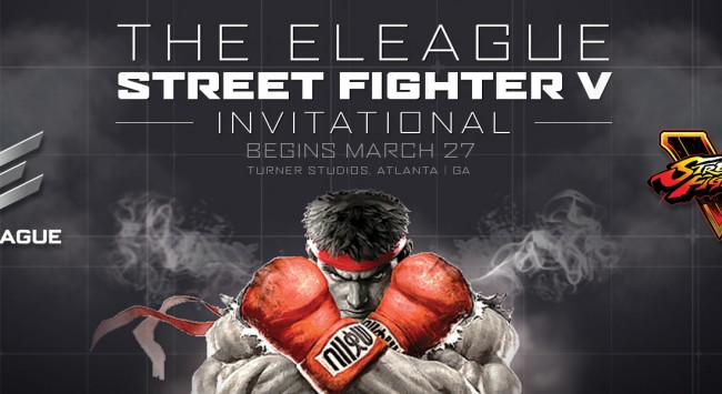 Street Fighter V smashing its way into Eleague