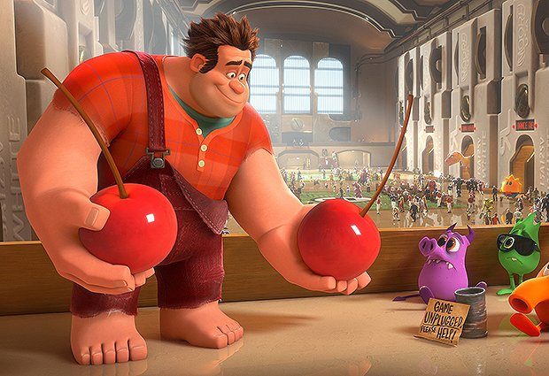 Wreck-It Ralph 2 skal hete