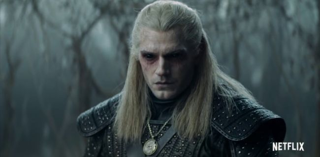 Her er den nye traileren til Netflix sin The Witcher-serie