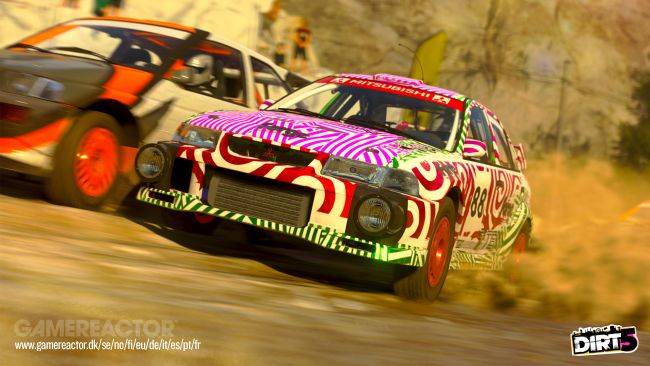 Dirt 5 får 120fps-valg på PlayStation 5 også