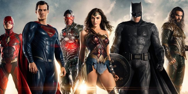 Se trailere for Wonder Woman og Justice League
