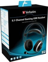Verbatim 5.1 Channel Gaming Headset