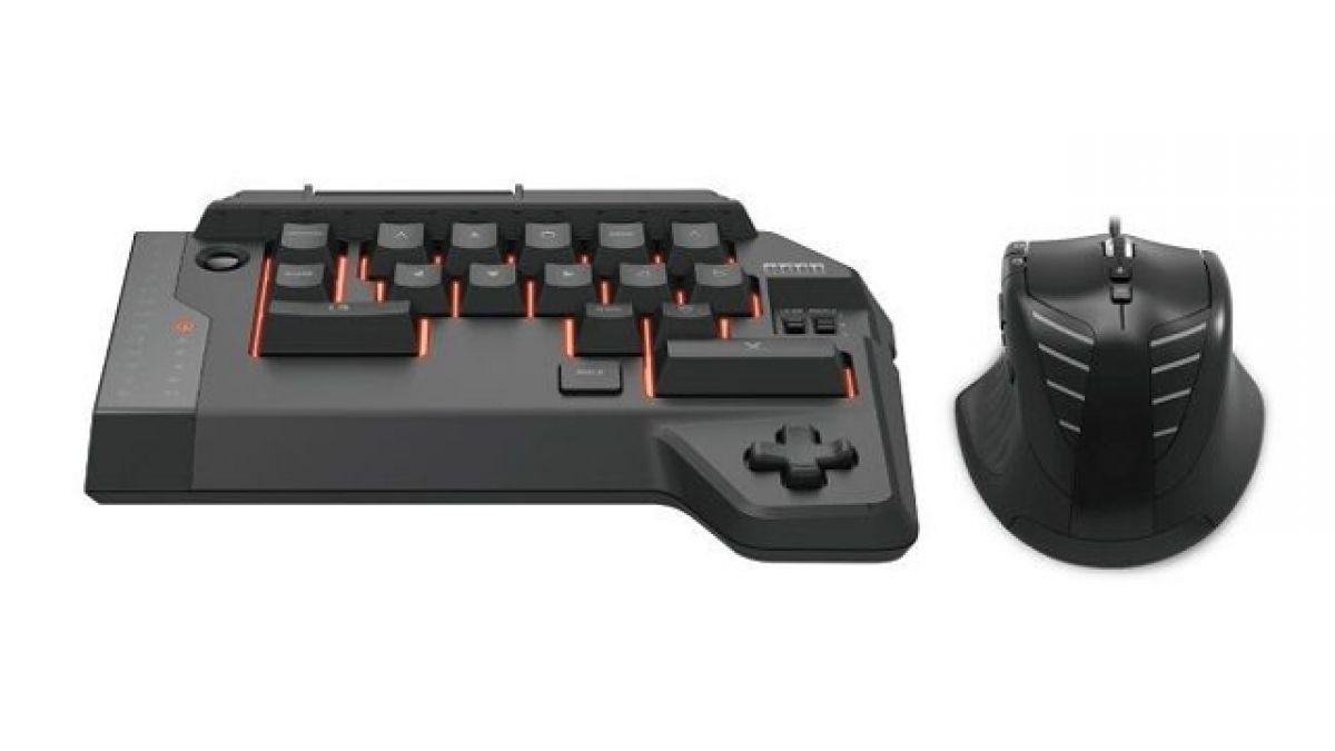 Spill Playstation 4 med mus og tastatur Gamereactor