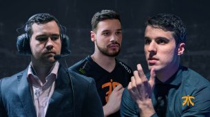 Fnatic reveals the management behind their League team