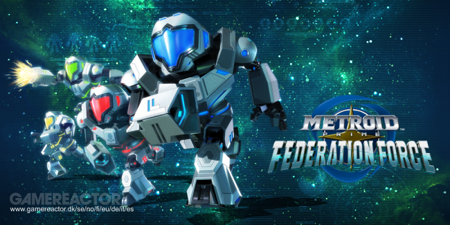 En smakebit på Metroid Prime: Federation Force