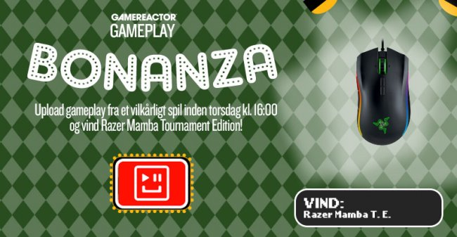 Gameplay Bonanza - Vinn Razer Mamba Tournament Edition