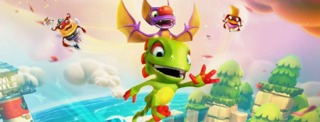 Yooka-Laylee and the Impossible Lair blir lettere og får chiptune
