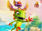 En Yooka-Laylee and the Impossible Lair-demo slippes om litt