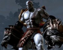Kratos gjester Soul Calibur