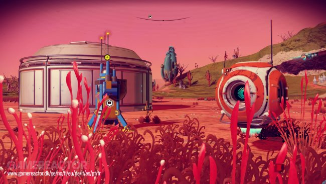 GR Live tester Survival Mode i No Man's Sky