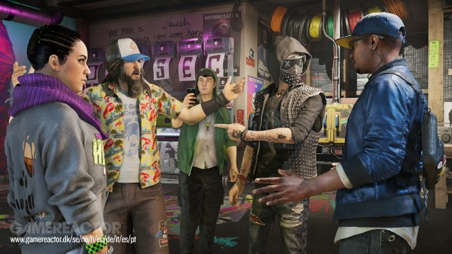 20 minutter gameplay fra Watch Dogs 2 + ny trailer!