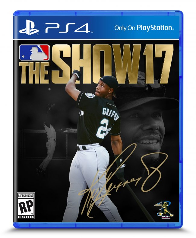 MLB 17: The Show annonsert