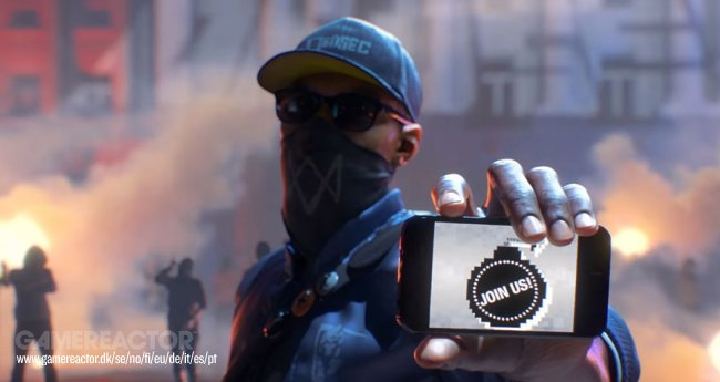 Få Watch Dogs 2 gratis på PC