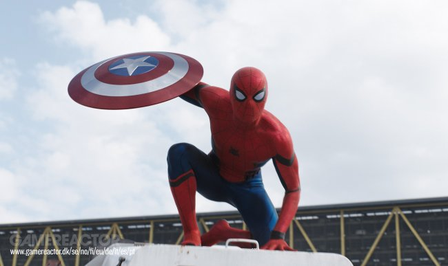 Ny trailer fra Spider-Man: Homecoming