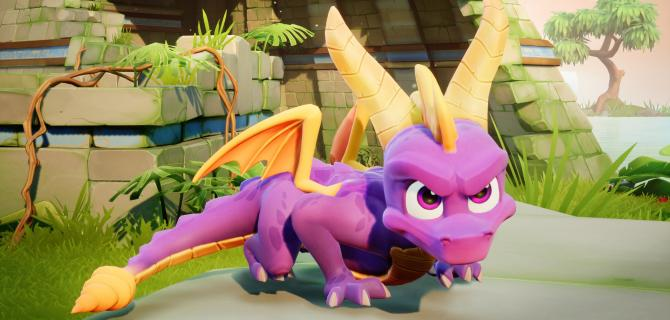 Spyro Reignited Trilogy utsettes til november