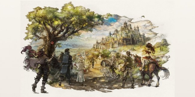 Vi har spilt Project Octopath Traveler-demoen