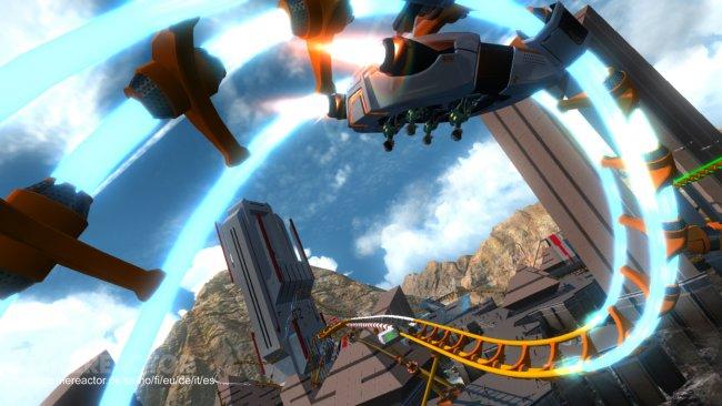 Screamride slippes til Xbox 360 og Xbox One 6. mars.
