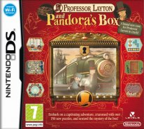 Professor Layton and Pandora's Box