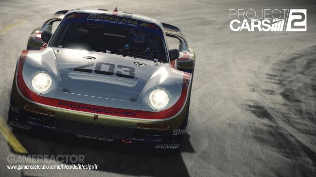 Slightly Mad Studios jobber med Project Cars 3