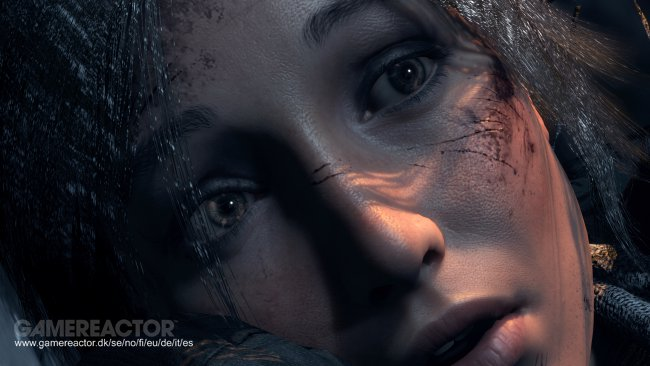 Se Rise of the Tomb Raider på PS4 Pro