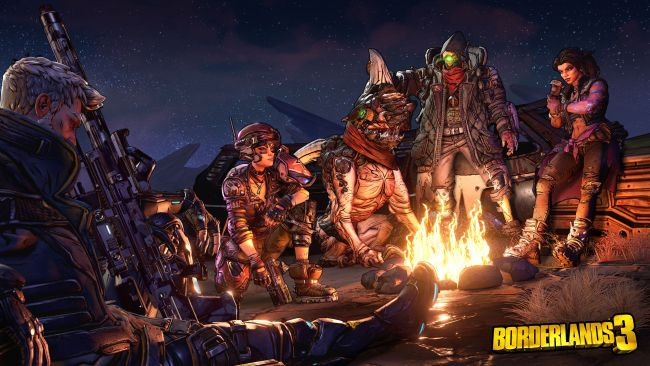 Dette venter i Borderlands 3s gratis Bloody Harvest-event