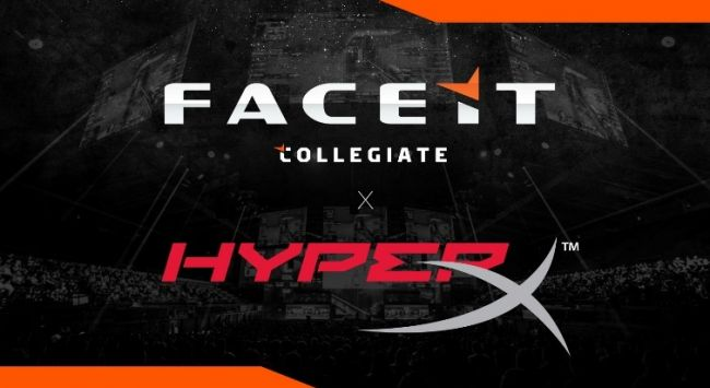 HyperX to sponsor FACEIT Collegiate leagues for LoL, Valorant and CS:GO