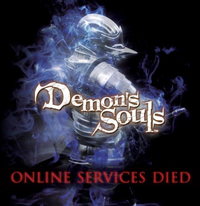 Demon's Souls-serverne stenges i februar