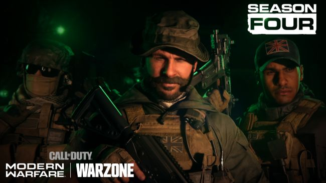 Call of Duty: Warzone Season 4 tar Price til slagmarken neste uke