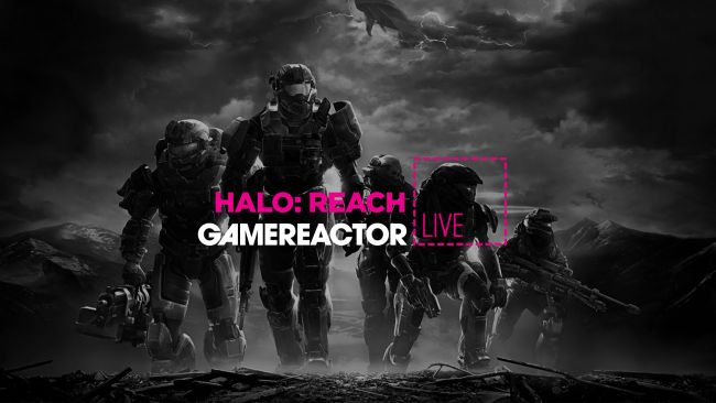 Klokken 16 på GR Live - Halo: Reach på PC