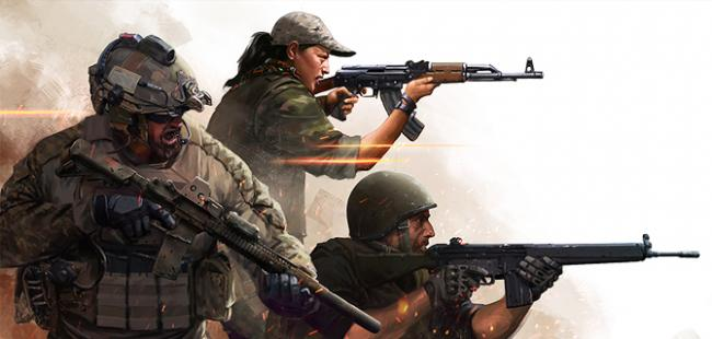 Insurgency: Sandstorm inntar PS4 og Xbox One i august