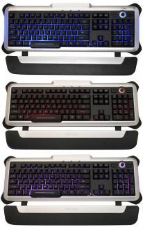 Bilder p Test: Saitek Eclipse II Keyboard 77