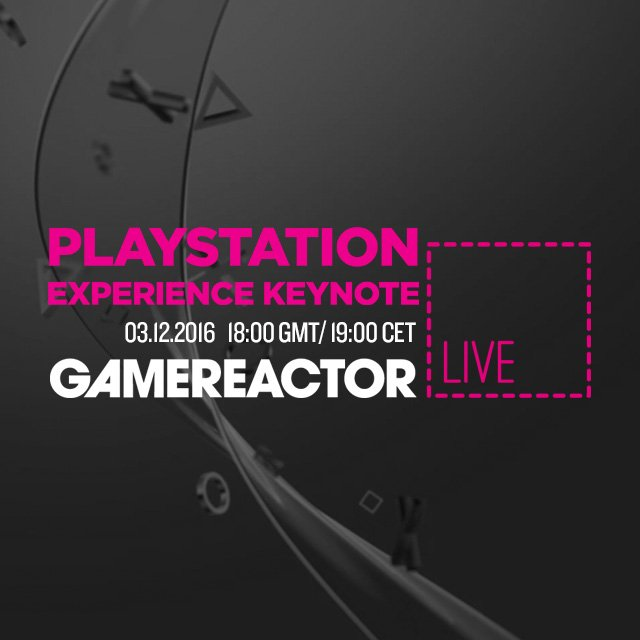 Se Playstation Experience-showet på Gamereactor