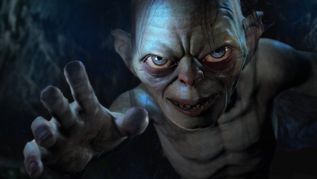 The Lord of the Rings: Gollum annonsert