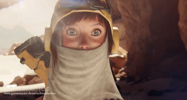 Recore: Definitive Edition offentliggjort