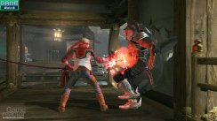 De f�rste Tekken 6-screens