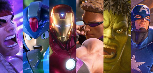 Alle Marvel vs. Capcom: Infinite-figurene offentliggjort