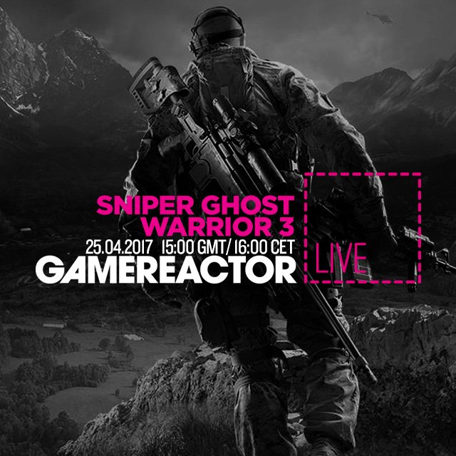 GR Live tester Sniper Ghost Warrior 3