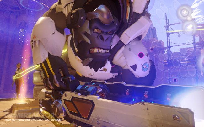 Gamereactors Overwatch-guide #4: Tank-helter