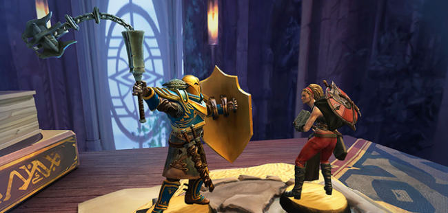 Vi snakker med Jagex om Chronicle: Runescape Legends