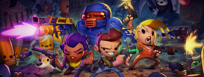 Enter the Gungeon slippes til Xbox One 5. april
