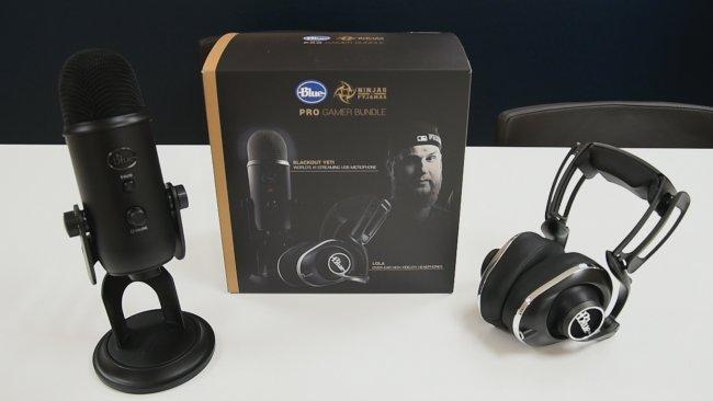 Test: Blue Microphones' Ultimate Pro Streamer Bundle
