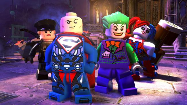Lego DC Super-Villains