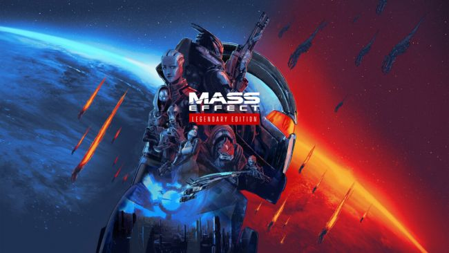Mass Effect Legendary Edition er klart for lansering